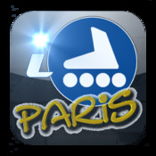 iRoller Paris, the only app with skate statistics, calories consumed