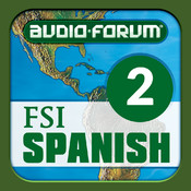 Spanish Programmatic Course Vol. 1 (Level 1) - by Audio-Forum / Foreign Service Institute