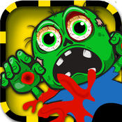 Tap the zombies – Evil zombie hunt game