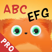 ABC Monsters – Educational game for children to learn the letters of the alphabet for preschool, kindergarten or school