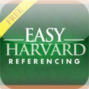 Easy Harvard Referencing Free