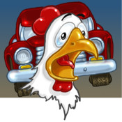 Fun Chicken Run - Highway Surfer fun run