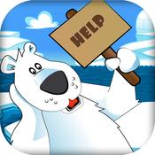 Polar Bear Hunt - Melting Frozen Land Adventure Paid melting point of gold