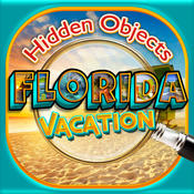 Hidden Objects - Florida Vacation Adventure Time