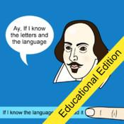 SwipeSpeare - Modern Shakespeare (Educational Version)