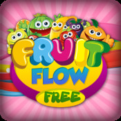Original Fruit Flow FREE - Connect the Fruit and create a delicious fruit juice splash! fruit