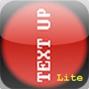 Text Up Lite
