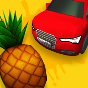 Cars vs Fruit