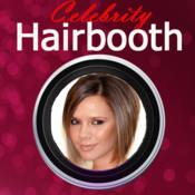 Celebrity Hairbooth!