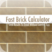 Fast Brick Calcuator email for