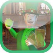 Leprechaun Beer Pong