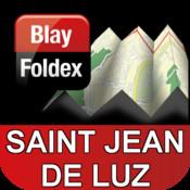 Saint Jean de Luz Map