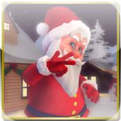 Talking Father Santa