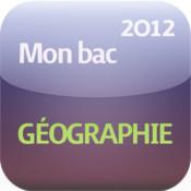 Mon bac Geographie 2012