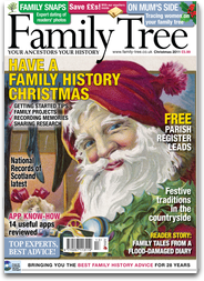 Family Tree Magazine family