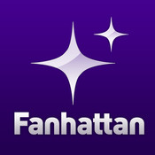 Fanhattan for iPhone street