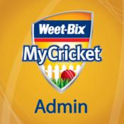 MyCricket Admin 2011/2012