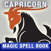 Capricorn Spell Book magic spell words