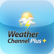 Weather Channel Plus the weather channel