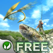 Fly Fishing 3D HD Free