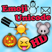 Emoji+Unicode HD Free unicode icons hd special symbols