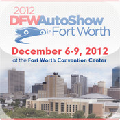 Fort Worth Auto Show auto rute