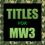 Title Tracker for MW3