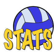 Tap VolleyBall Stats 1635 error
