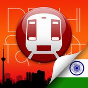 Delhi Metro by mxData