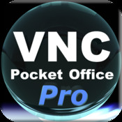 VNC Pocket Office Pro pocket