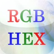 RGB HEX Color Palette color