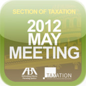 ABA Tax 2012 May Meeting