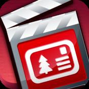 Christmas Movie C@rds