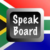 Afrikaans Speak Board