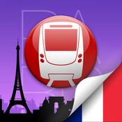 Paris Metro by mxData