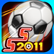 Soccer Superstars® 2011. featured