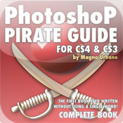 Photoshop Book CS4 & CS3 creating