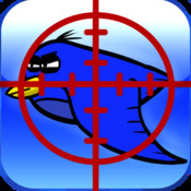 Shoot the Angry Birds