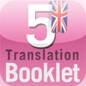 Translation Booklet 5 online booklet printing