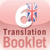 Translation Booklet 6 online booklet printing