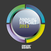 Annual Report 2013 Zanzar Sistem SpA