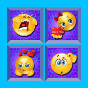 Animated 3D Emoji Keyboard & Animated Emojis Icons & New Emoticons App Free