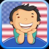 MY WORDS AMERICAN ENGLISH: reading game for kids. Great app for toddlers and preschoolers. Engaging activities to help children learn to read. Boosting speech and language development. Learn and have fun with Kiddy Words!
