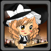 Agent Little Witch - An Amazing, Magical, Fantasy Rush, Jumping And Shooting Endless Power Adventure Game For Little Girls Haunted Halloween Horror Edition - Free
