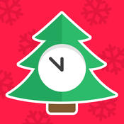 Christmas Countdown with Music and Wallpapers