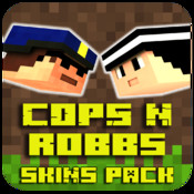 Cops N Robbs Skins Pack for minecraft pocket edition