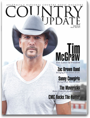 Country Update – Australia's National Country Music Magazine country magazine