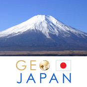 Geo Japan - Play with prefectures, capitals and flags of Japan japan physical map