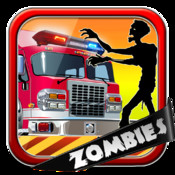 Zombies Street Racing Rage : All extreme Fire Truck Rescue Game For Really Cool Boys