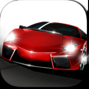 2D Real Super-car Racing Game - Play Free Fast Highway Racer Games
